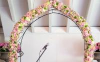bloemenboog cut